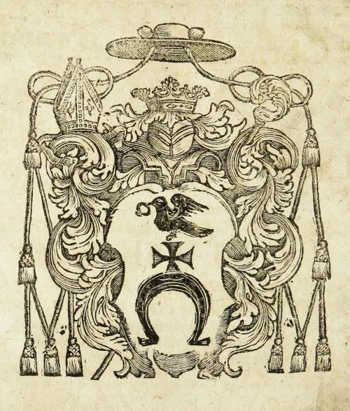 Герб Boguslawa Korwina Gosiewskiego